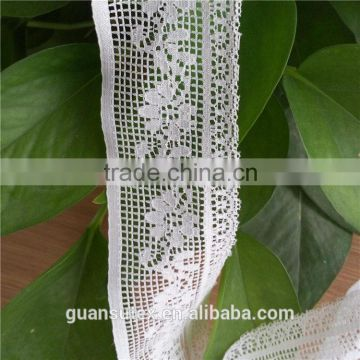 2015 High Quality China Factory Wholesale Swiss Voile Lace Trim Sex Lace For Bridal Dress