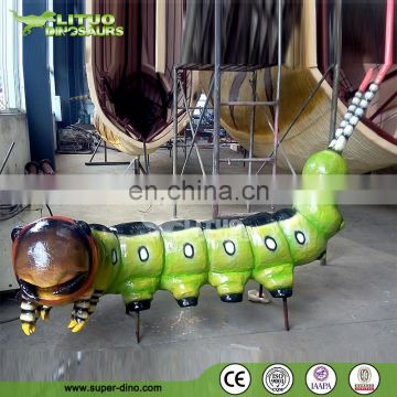 Park Playground Decoration Giant Moving Insects