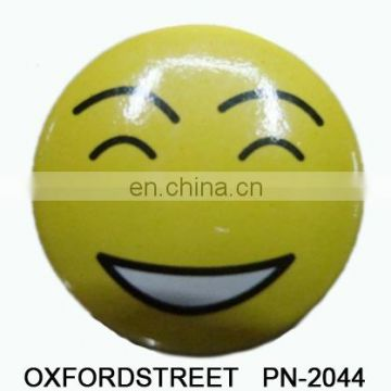 tin button badge PN-2044