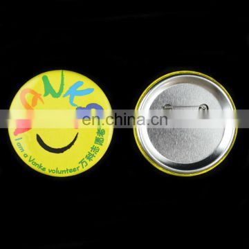 Advertising custom pin badge