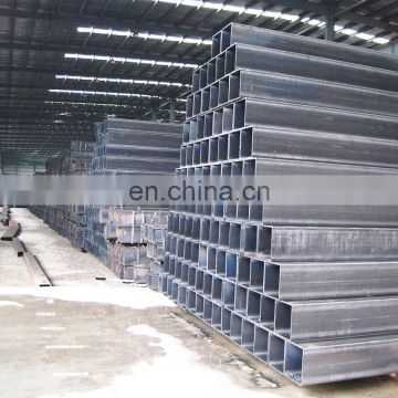 MS hollow section hot rolled black carbon square steel pipe tube