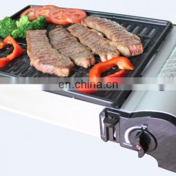 New design hot sell portable gas bbq grill