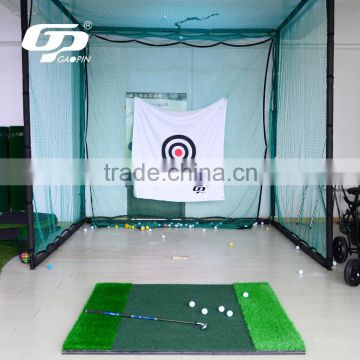 Long short grass combination swing mat for golf practise kit