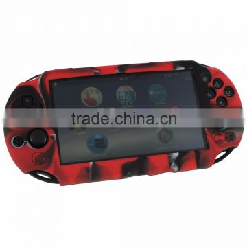 SC-1 silicone skin protector gel cover case for Sony PS Vita 2000 Slim silicone case