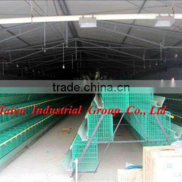 durable battery chicken farm cage