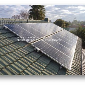 off grid 2kw home solar power plant, 2kw pv modules with off