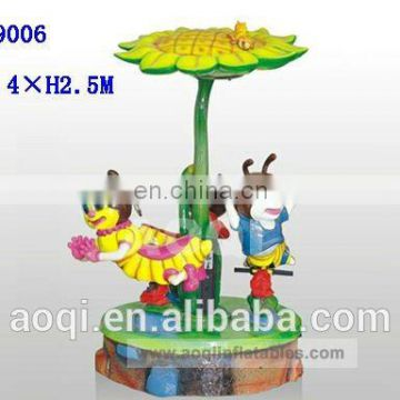 Hot sale 3 kids Bee Carrousel