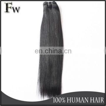 12 14 16 18 inch virgin indian hair extension 100% remy unprocessed human hair