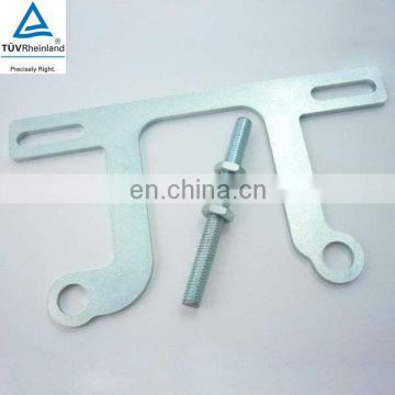 Custom Small Stamped Part Aluminum Products Hardware