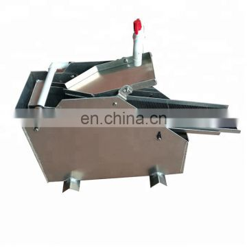 superfinegoldrecoverymachine mini sluice box