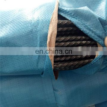 High quality building material steel rod tensile strength5.0/6.0/7.0 mm  PC Steel Strand PC Steel Wire