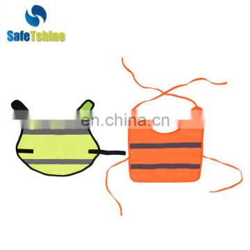 High protective reflective dog safety vest