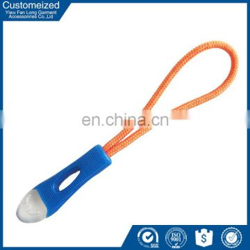 Low price wholesale pvc plastic puller for zipper