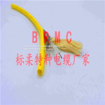Zero-buoyancy cable 2*0 086 anti-tension zero-buoyancy cable