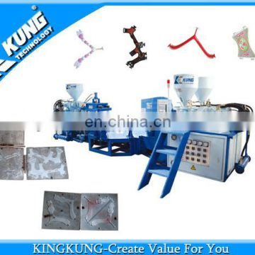 PVC strap injection moulding machine/ Plastic injection moulding machine/shoe machine