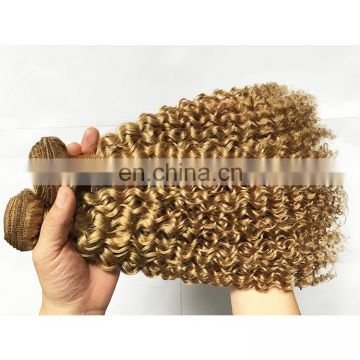 Alibaba best selling blonde curly hair bundles buying brazilian hair in china
