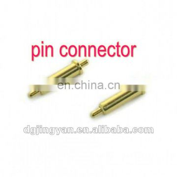 China OEM precision brass pin electronical pin connector
