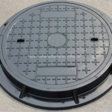 600*600mm EN124 Composite Manhole Cover with High Quality