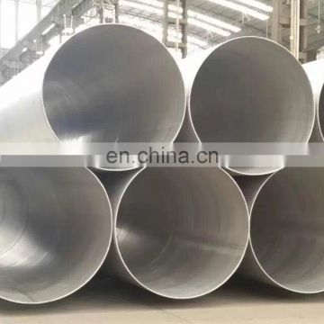 90mm Diameter stainless steel decoration pipe 316l price