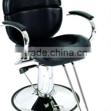 2015 Hot sale portable hair salon chairs with comfortable footrest/Popular hair salon barber chairs for sale