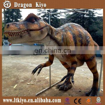 2015 popular customized walking with robotic dinosaur costume