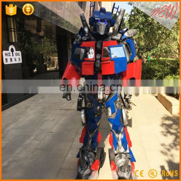 Super Hero Mascot Robot Cosplay Costume Medieval Suit Full Body
