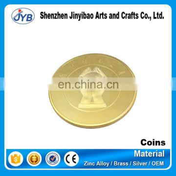 custom design metal gaming coins cheap game coin for machine