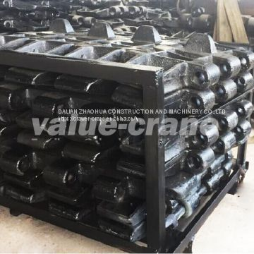 Factory sale Kobelco PH320 track shoe track pad track palte for crawler crane undercarriage parts Kobelco PH60P