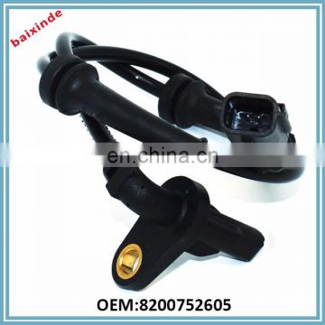 ABS Wheel Speed Sensor 8200752605 Fits DACIA Logan Sandero Sedan Wagon 1.2-1.6L 2008-