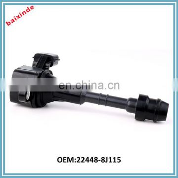 Engine Ignition Coil For Nissans Teana Navara Pathfinder Xterra Murano V6 Engines # 22448-8J115 DQ9003B