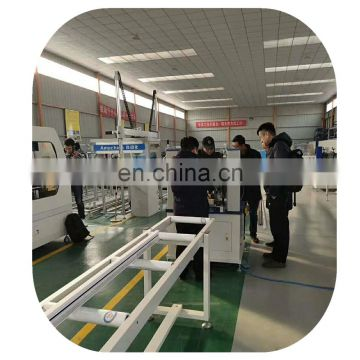 Aluminum Profile Thermal Break  Machine for Window Door Fabrication/cutting saw