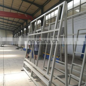 Energy Saving Insulating Window Glass Making Machine Vertical Insulating Glass Production Line with Panel Press
