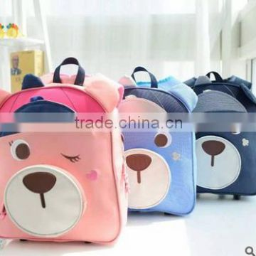 2016 Hot Sales Carton School Bag Children School Bag School Bag