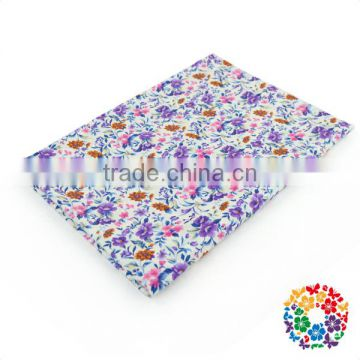Wholesale 100% Cotton Printing Stock Cloth Fabric And Textile Raw Cloth Cotton Fabric
