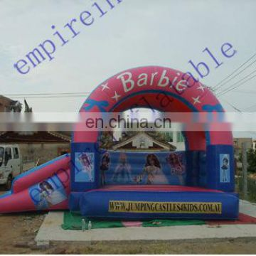 inflatables, inflatable bouncer with slide, commercial inflatable combo CC002