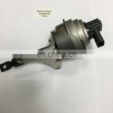 GT1646V 757042 Turbo Electric Actuator 757042 03G253010A