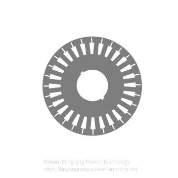 80-355 explosion proof motor stator and rotor laminated core