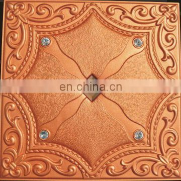 PVC leather Wall Panel for lebanon market