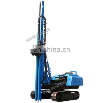 Mini sheet pile driver solar with high quality