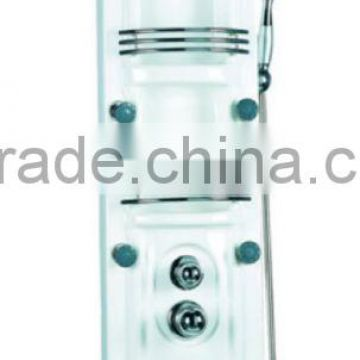 Shower Kits Jet Spa Prices Shower Head Acrylic Shower Panel with Adjustable Spray Nozzles 2013 G553A