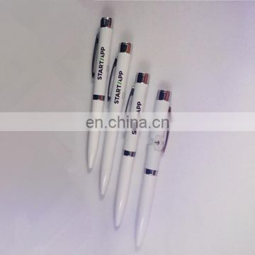 High quality led light ballpoint pen Projective logo