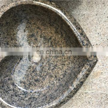 Various granite basin