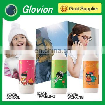 Glovion mini portable electronic hand warmer multifunctions magic pen with hand warmer cold weather hand warmer