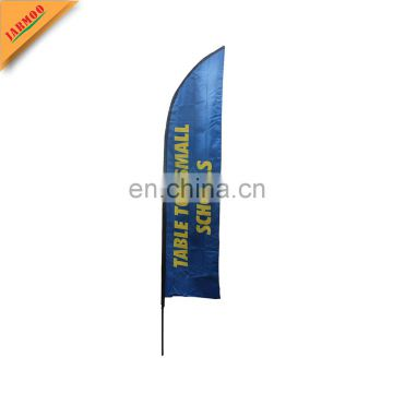 Cheap custom marketing feather flag