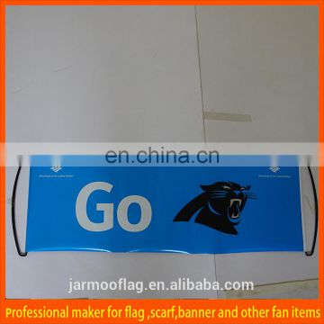 2016 advantising indoor sports scrolling banner