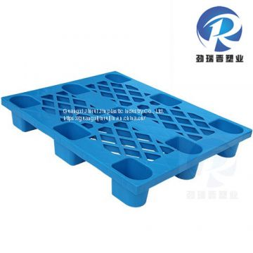 Mechanical forklift tray grid plastic tray factory price