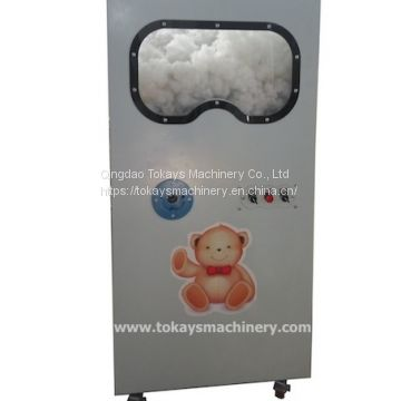 Portable teddy bear stuffing machine toy filling machine