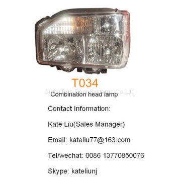 2018 Toyota coaster Combination head lamp(T034)