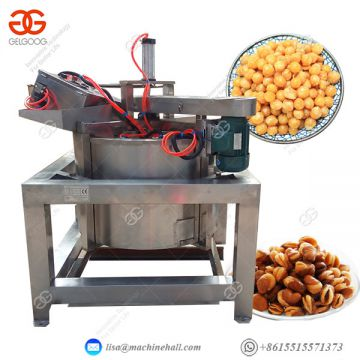 Chips Deoil Machine Chin Chin Stainless Steel