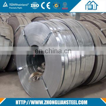 Hot dipped hot rolled spring galvanized steel strip